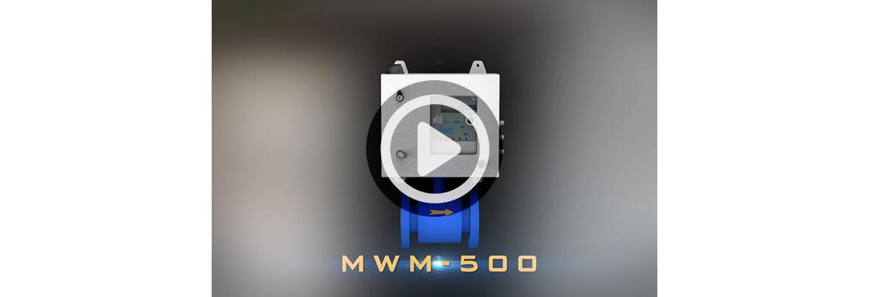 ویدئو نصب کنتور هوشمند آب الکترومغناطیسی کشاورزی MWM-500